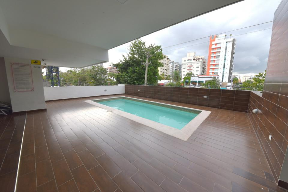 Apartamento en venta en el sector BELLA VISTA precio US$ 220,000.00 US$220,000