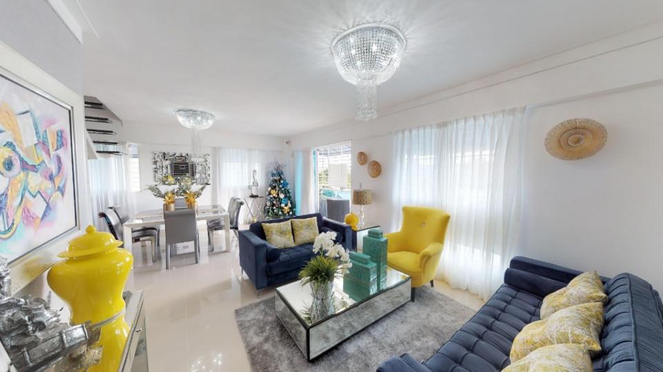Apartamento en venta en el sector EL MILLÓN precio RD$ 11,500,000.00 RD$11,500,000