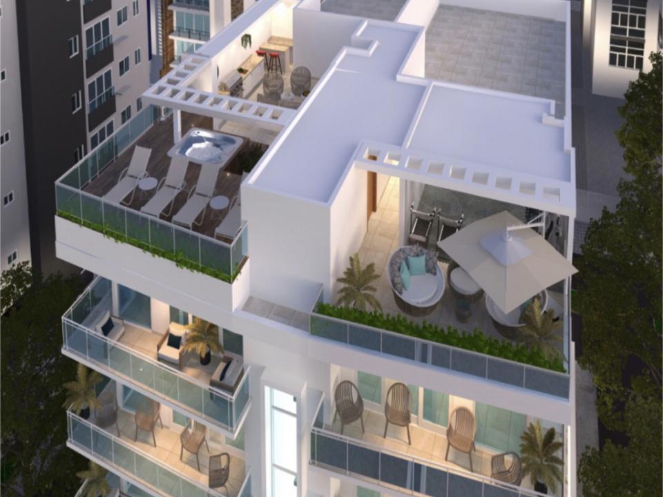 Apartamento en venta en el sector EL MILLÓN precio US$ 216,000.00 US$216,000