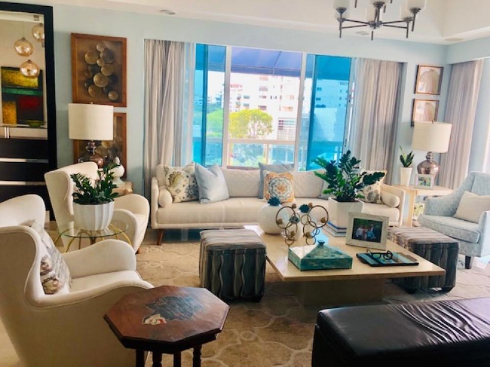 Apartamento en venta en el sector ENSANCHE NACO precio US$ 350,000.00 US$350,000