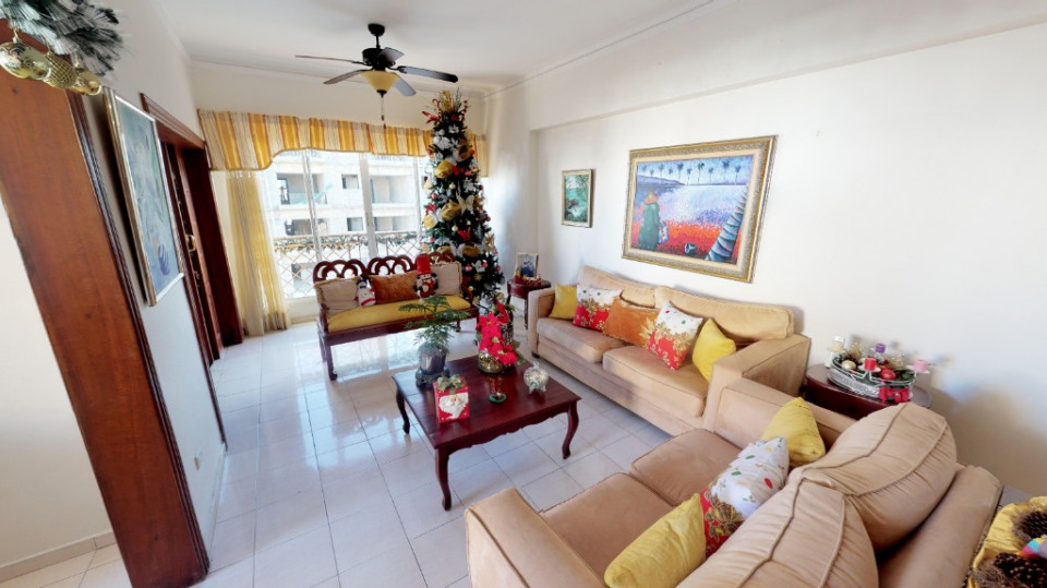 Apartamento en venta en el sector EVARISTO MORALES precio RD$ 10,000,000.00 RD$10,000,000