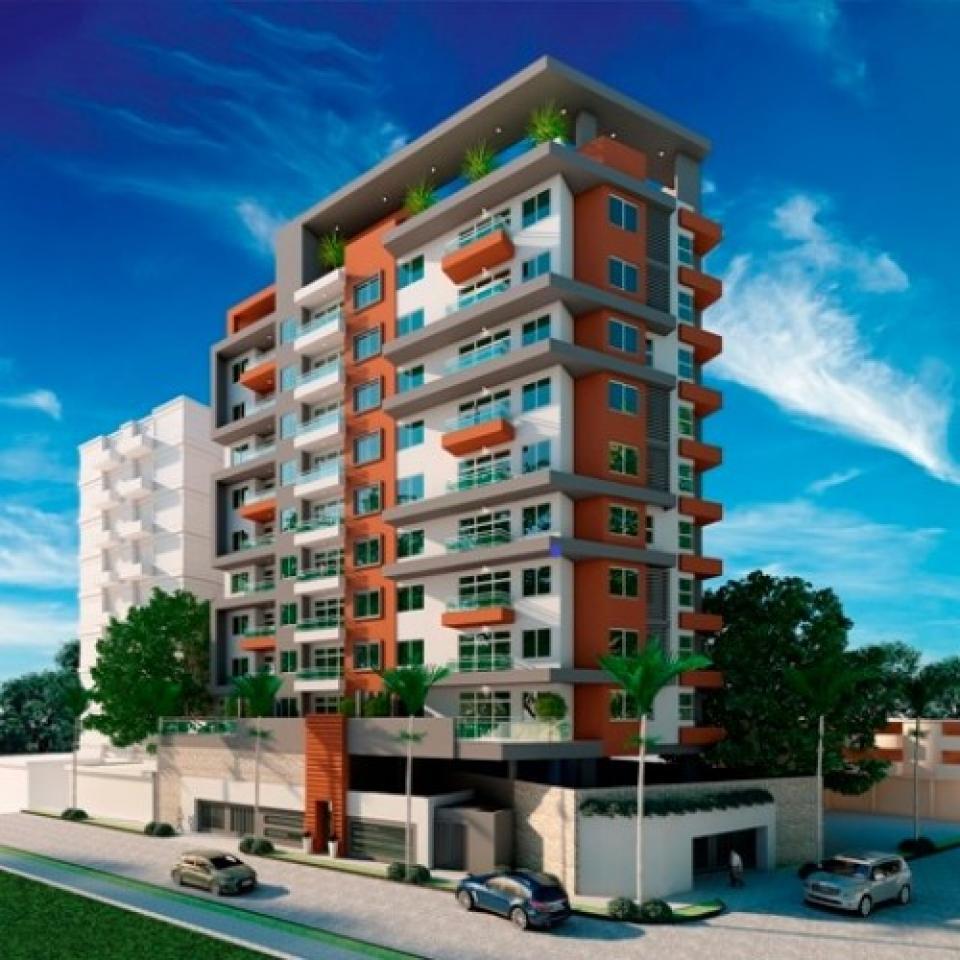Apartamento en venta en el sector MIRADOR NORTE precio US$ 215,000.00 US$215,000