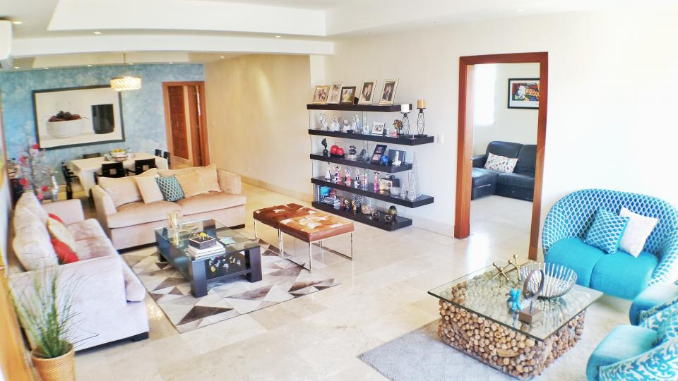 Apartamento en venta en el sector PIANTINI precio US$ 365,000.00 US$365,000
