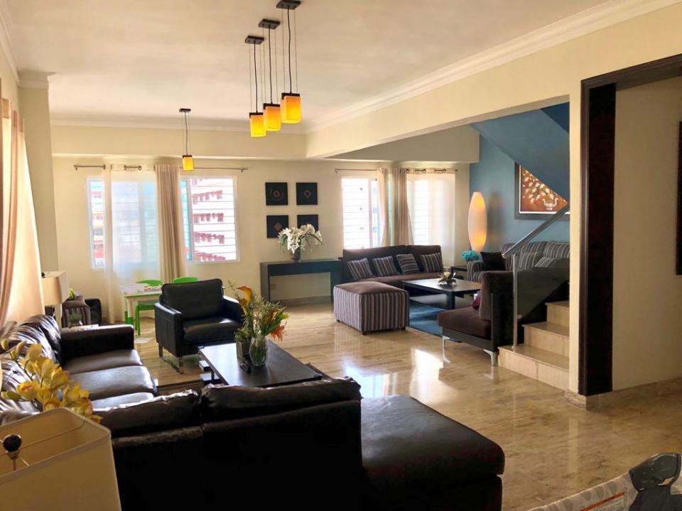 Penthouse en venta en el sector RENACIMIENTO precio RD$ 14,500,000.00 RD$14,500,000