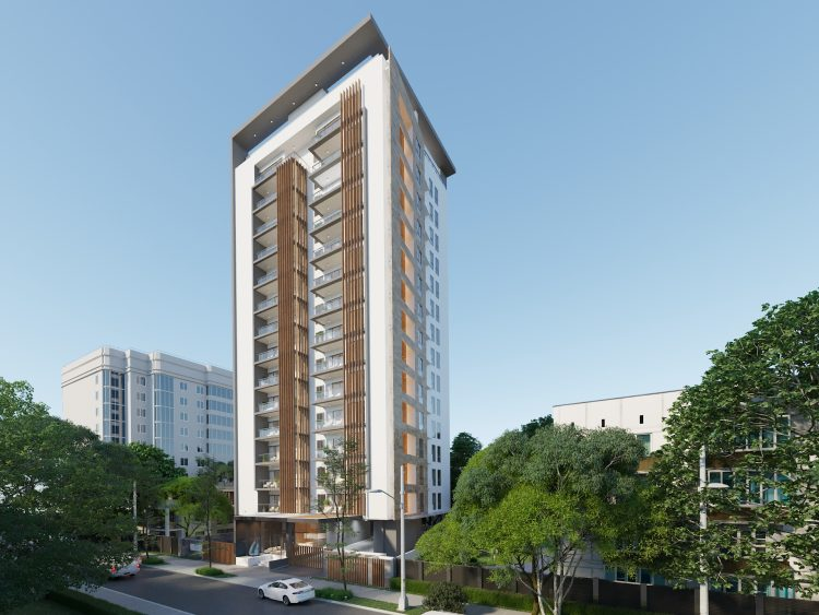 Apartamentos en construcción en Bella Vista cerca de Downtown Center USD$0