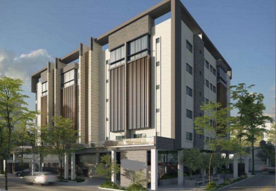 Apartamentos en construcción en El Millón desde US$90,200 USD$0