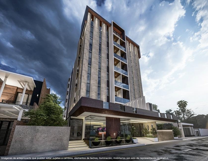 Apartamentos en construcción El Vergel desde US$ 69,000 USD$0