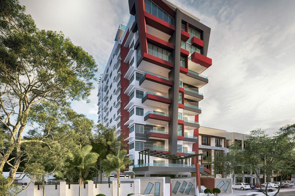 Apartamentos en construcción en La Esperilla desde US$ 78,000 USD$0