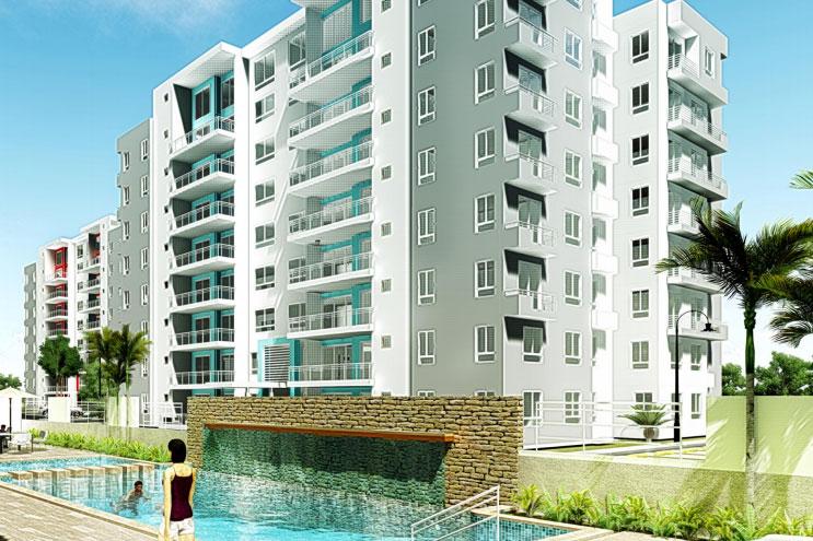 Proyecto de apartamentos en construcción en Ciudad Modelo a 10 minutos de la embajada de USA 0