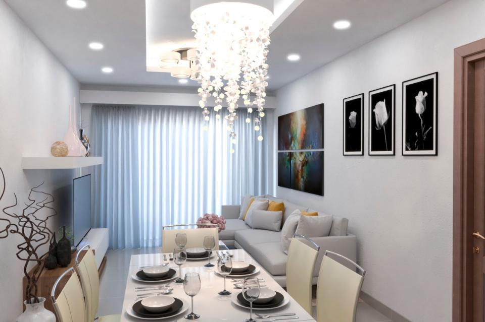 Apartamentos en construcción en ALTOS DE ARROYO HONDO desde US$ 98,000.00 US$0