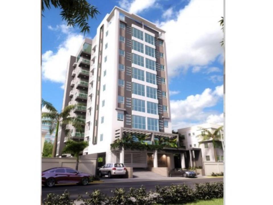 Apartamentos en construcción en ENSANCHE SERRALLES desde US$ 101,500.00 0