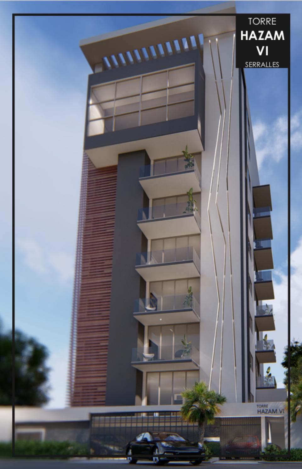 Apartamentos en construcción en ENSANCHE SERRALLES desde US$ 111,840.00 0