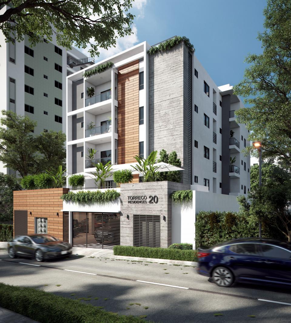 Apartamentos en construcción en MIRADOR NORTE desde US$ 118,000.00 0