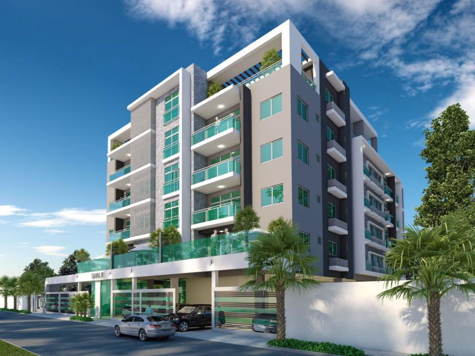 Apartamentos en construcción en MIRADOR NORTE desde US$ 110,000.00 0
