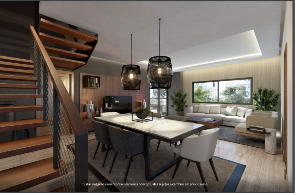 Apartamentos en construcción en MIRADOR SUR desde US$ 180,000.00 0