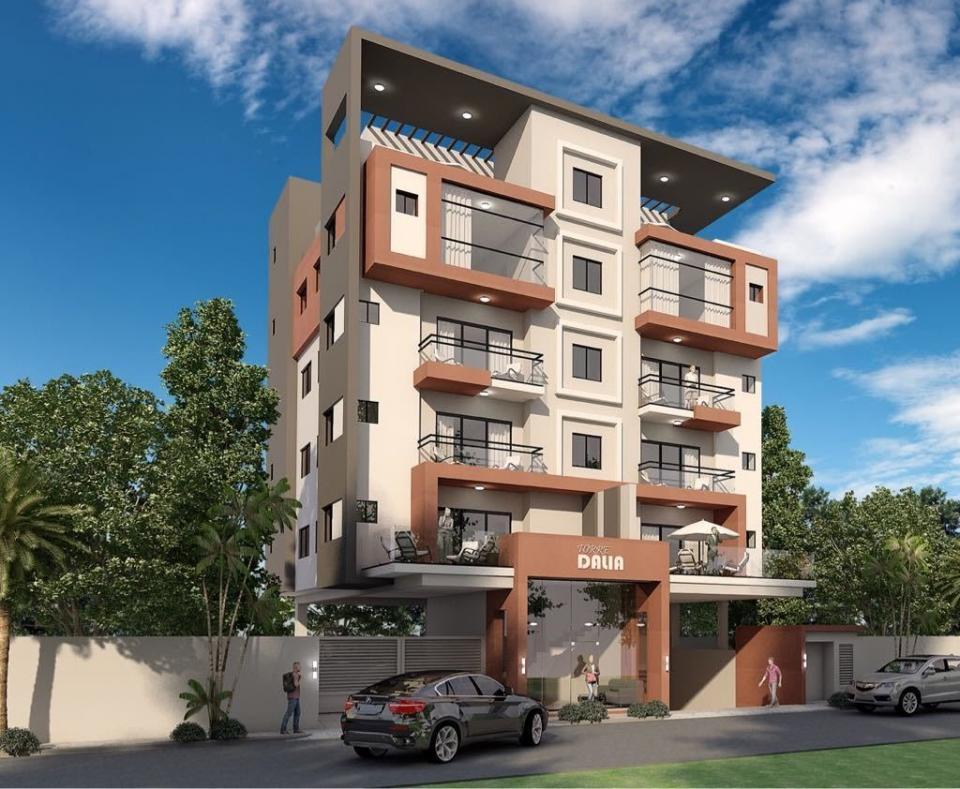 Apartamentos en construcción en MIRADOR SUR desde US$ 155,000.00 0