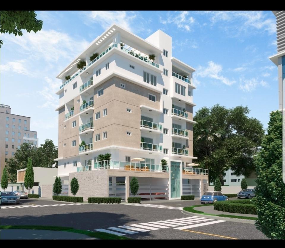 Apartamentos en construcción en MIRADOR SUR desde RD$ 102,000.00 0