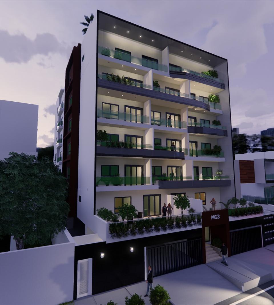 Apartamentos en construcción en ZONA UNIVERSITARIA desde US$ 60,000.00 0