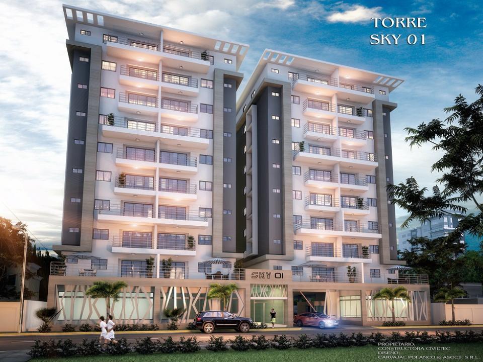 Apartamentos en construcción en ZONA UNIVERSITARIA desde US$ 83,000.00 0