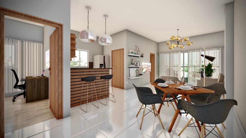 Apartamentos en construcción en ZONA UNIVERSITARIA desde RD$ 54,000.00 0